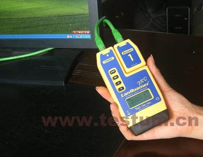 网线测试仪电路图